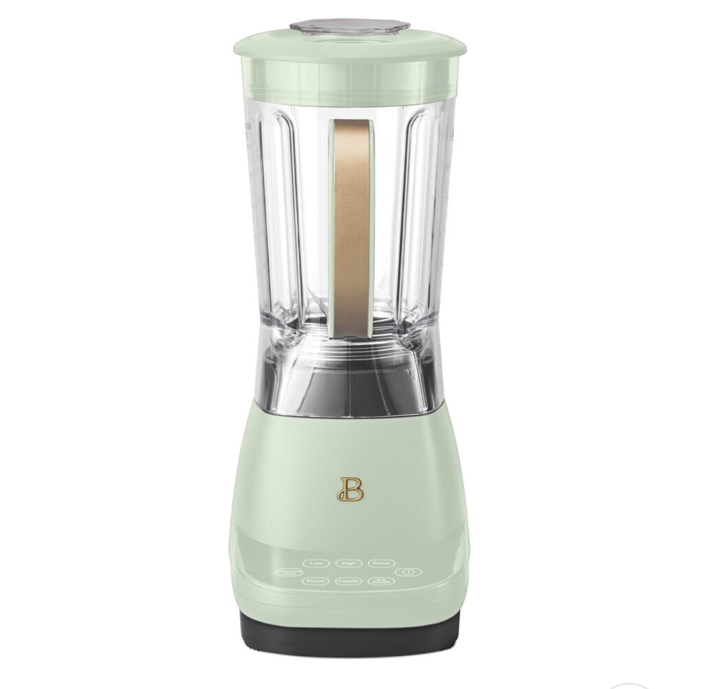 High-Performance Touchscreen Blender Beautiful by Drew Barrymore Kitchenware