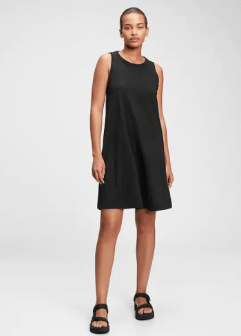Sleeveless Swing Dress on sale at GAP's Memorial Day Event