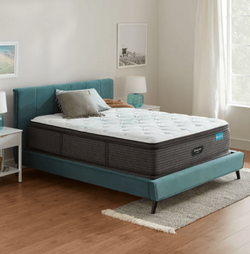 """Beautyrest Harmony Maui Series 14.5"""" Plush Pillow Top Mattress from the Macy's Big Home Sale"""