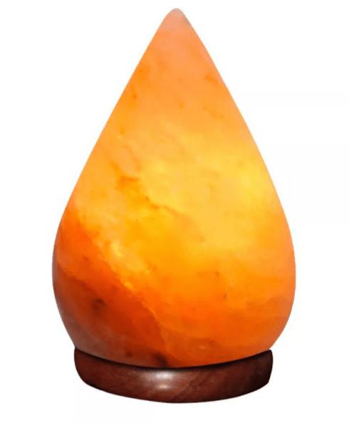Evolution Salt Co. Raindrop Himalayan Salt Lampfrom the Macy's Big Home Sale