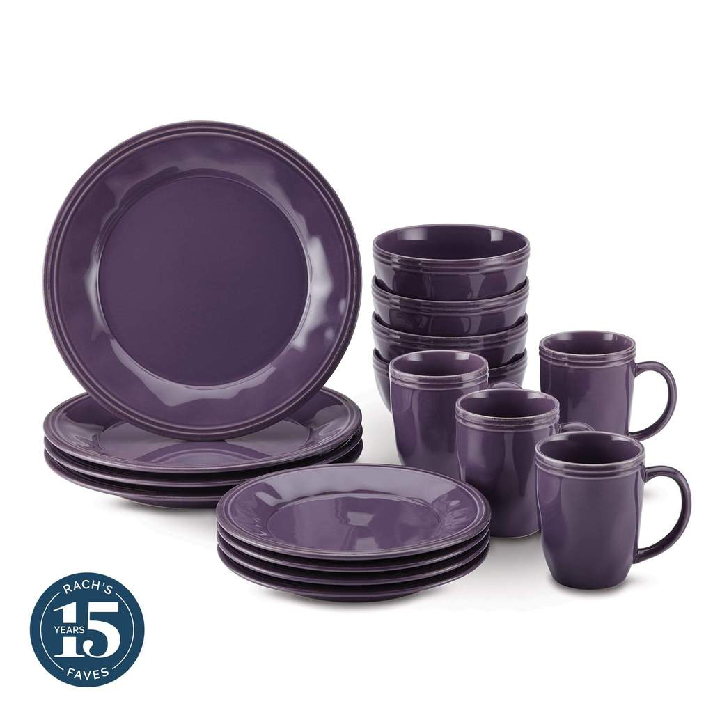 16-Piece Dinnerware Set Rachael Ray