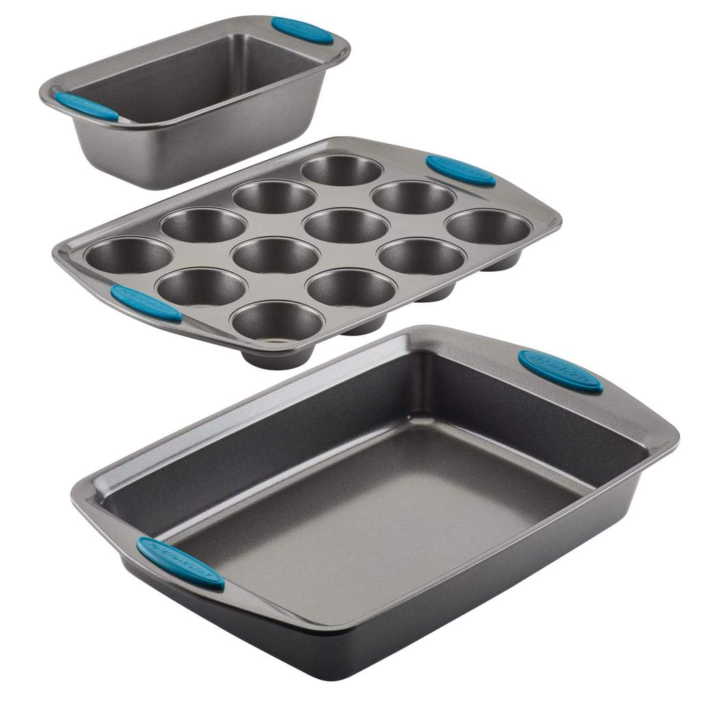 Muffin, Loaf, and Cake Pan Set Rachael Ray