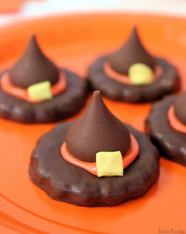 Halloween Party Treats - Witch's Hat Treats