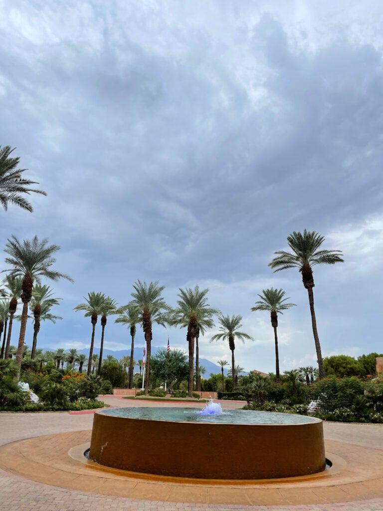 Renaissance Esmeralda Resort & Spa entrance