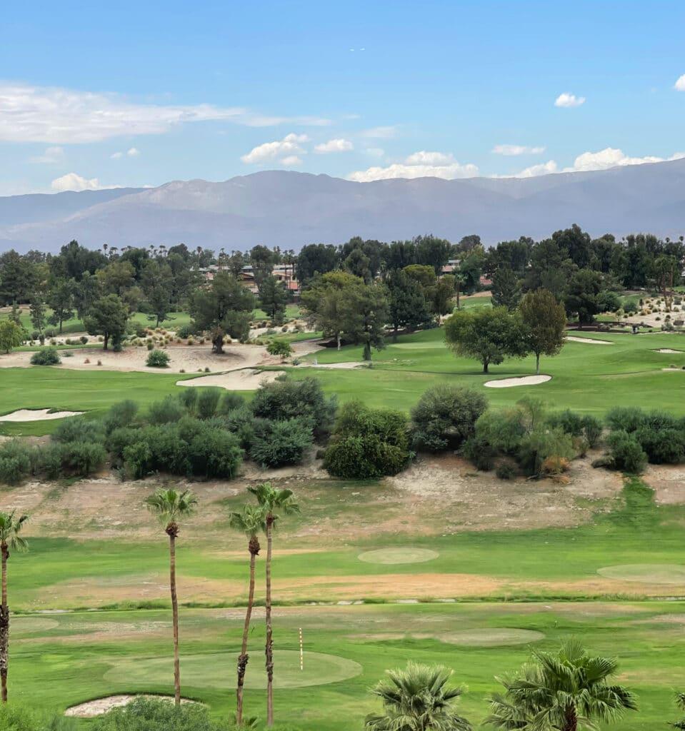 Renaissance Esmeralda Resort & Spa golf course